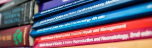 Veterinary referral books